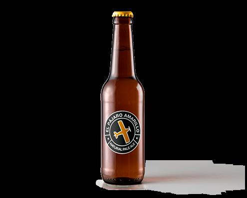 cerveza artesana pale-ale