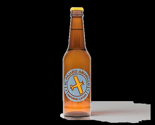 cerveza artesana lager