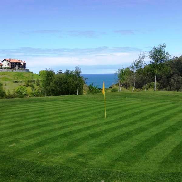 campo de golf de rovacías