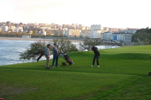 campo de golf de junquera