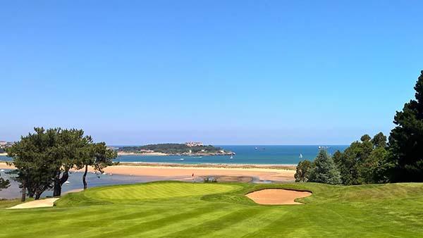 campo de golf de malaleña