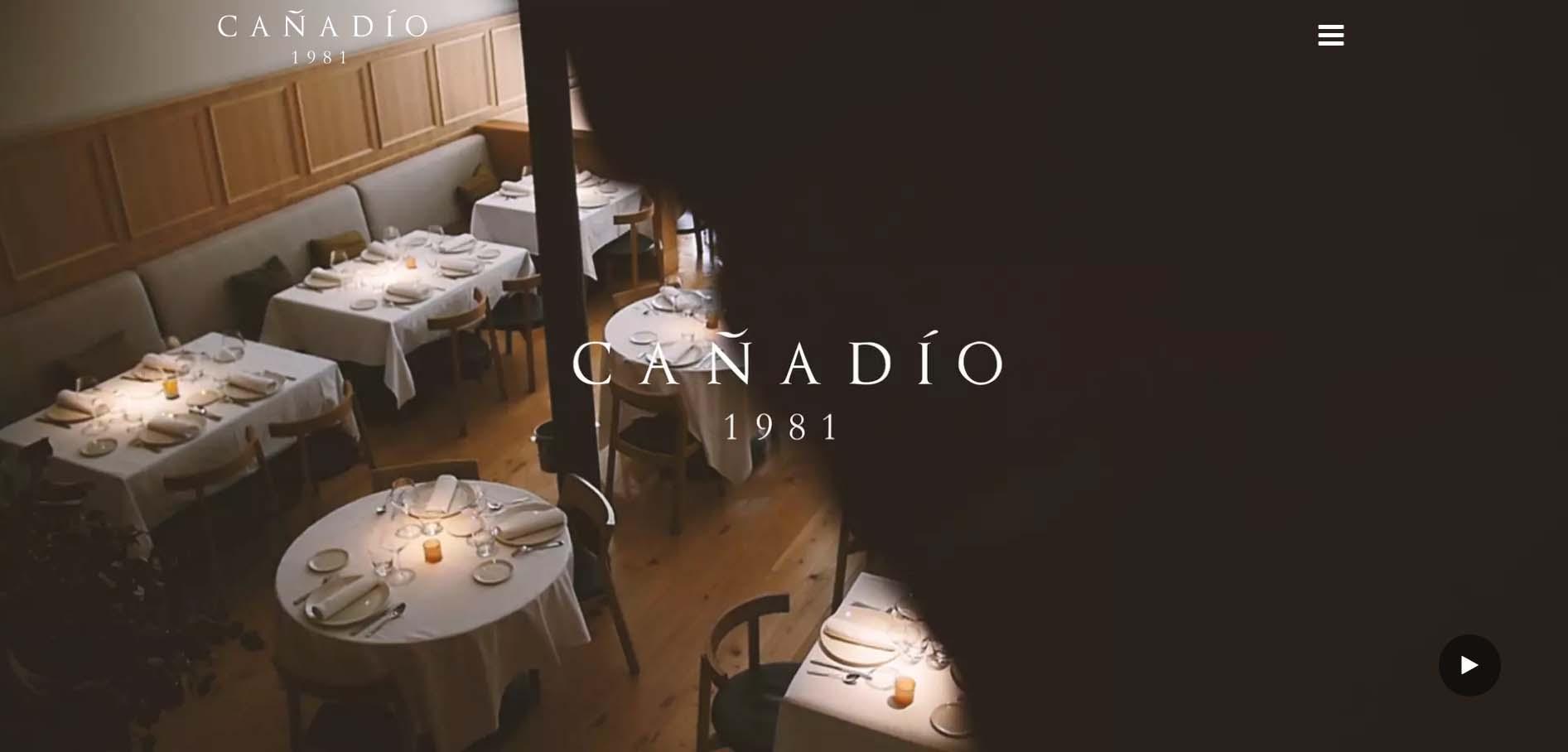 restaurante cañadio madrid