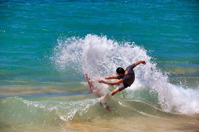 surf- semana santa