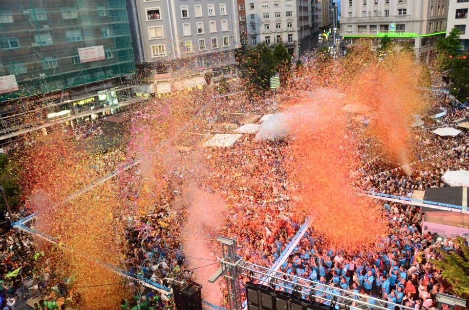 fiestas de verano en Cantabria 2018