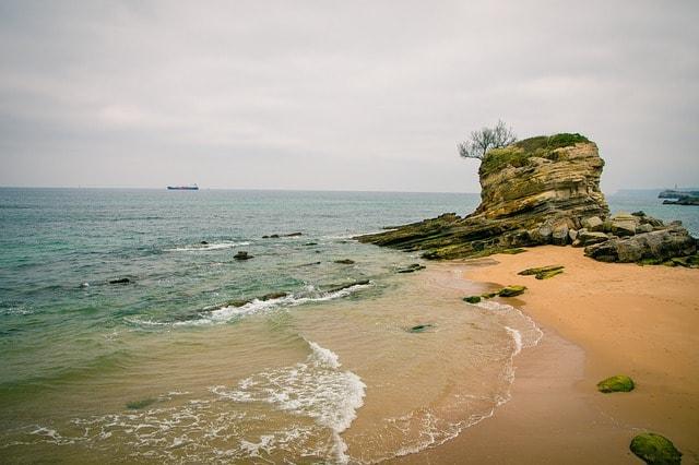 Santander - fiestas playa