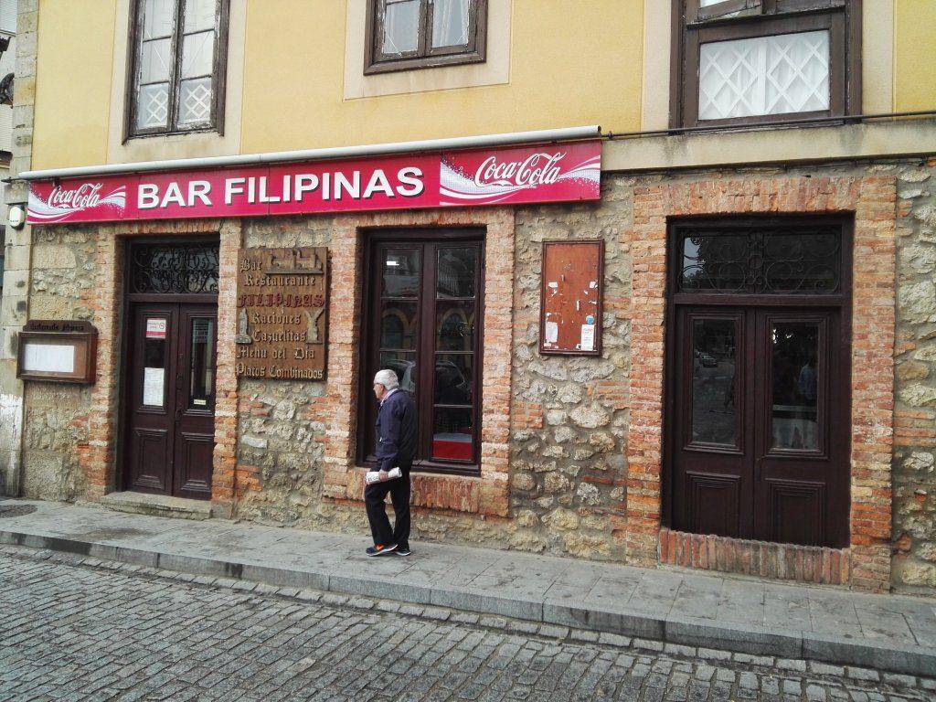 local Filipinas en Comillas